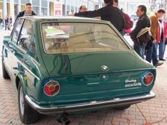 LA BMW 02. MITO, STILE E PRESTAZIONI