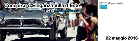 Villa D'Este 2016