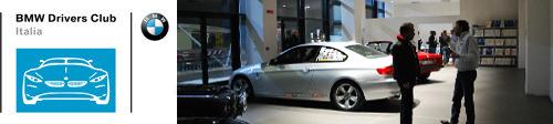 La sede del BMW Drivers Club Italia: Concessionaria Turbosport Imola