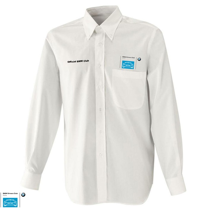 BMW Drivers merchandise - camicia a manica lunga