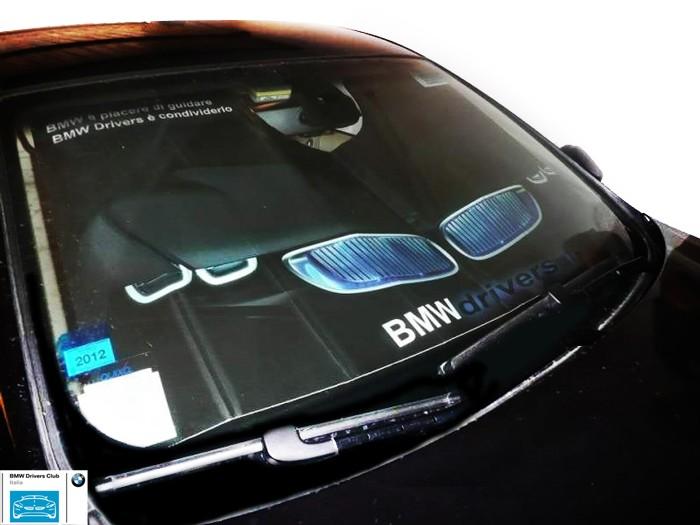 BMW Drivers merchandise - parasole